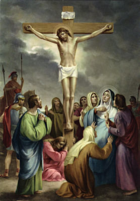 Stations Reflections, Station Twelve: Jesus Dies on the Cross