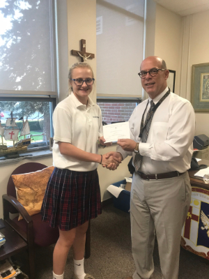 Lauren Little Recognized in 2020 National Merit® Scholarship Program