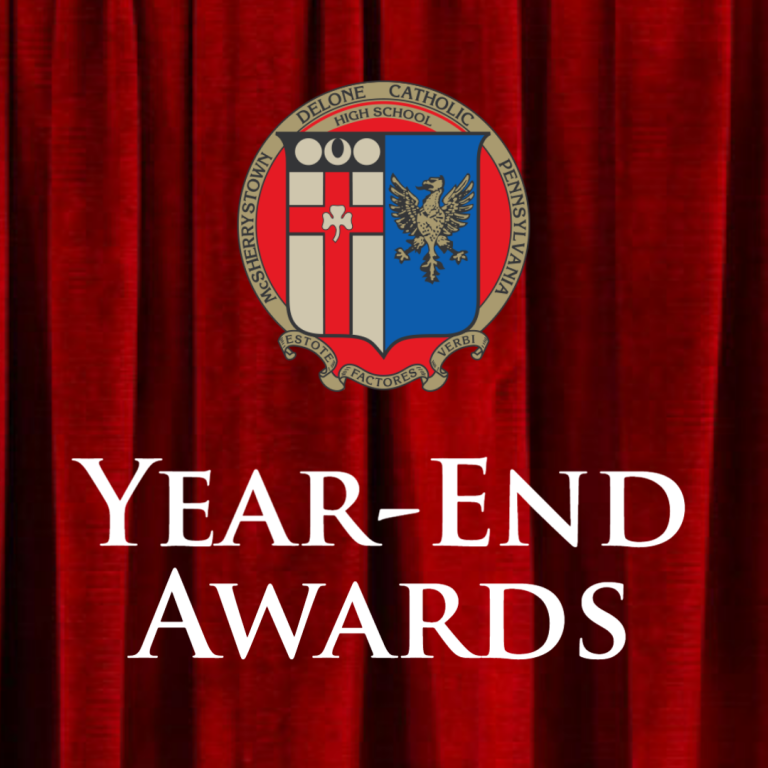 Year-End Awards Honor Students' Accomplishments in Academics and Service