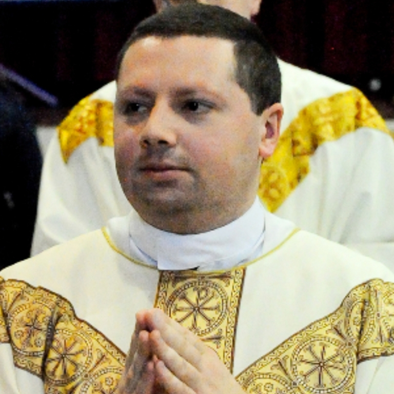 Fr. Morelli Prepares for New Role